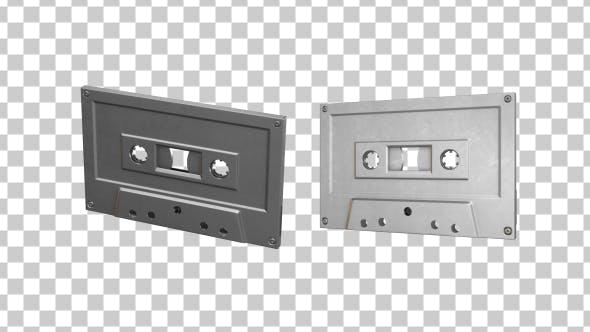 Thumbnail for Silver Cassette Tape