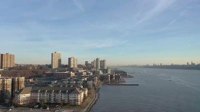 New Jersey and New York Skyline