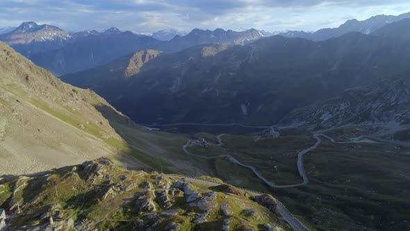 Thumbnail for Great St Bernard Pass Switzerland