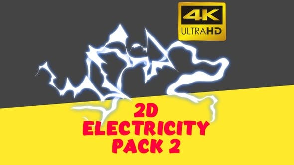 Thumbnail for 2D Electricity Fx Pack 2