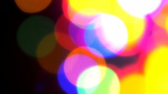 Thumbnail for Colorful Bokeh 10