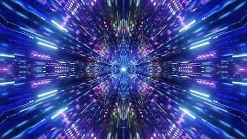 Vj Light Corridor