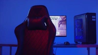 Gamer Workspace