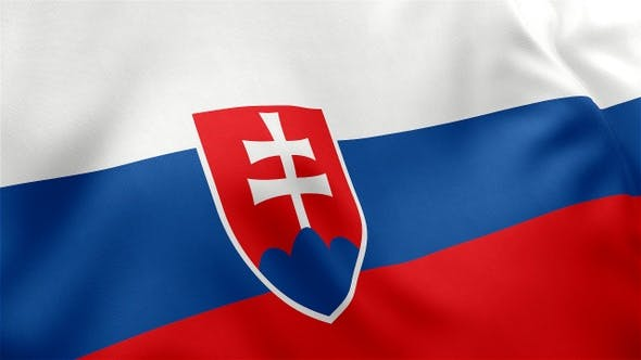 Thumbnail for Flag of Slovakia