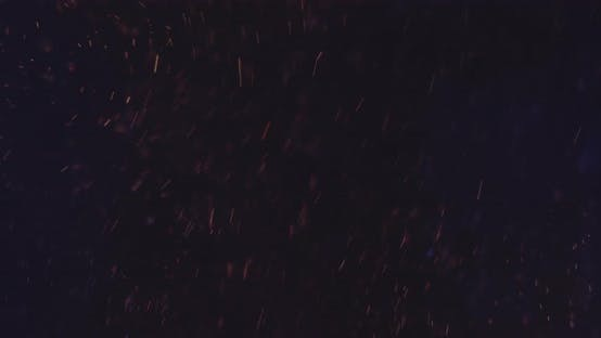 Thumbnail for Abstract Particle Background