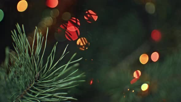 Thumbnail for Magic Holiday Abstract Glitter Background