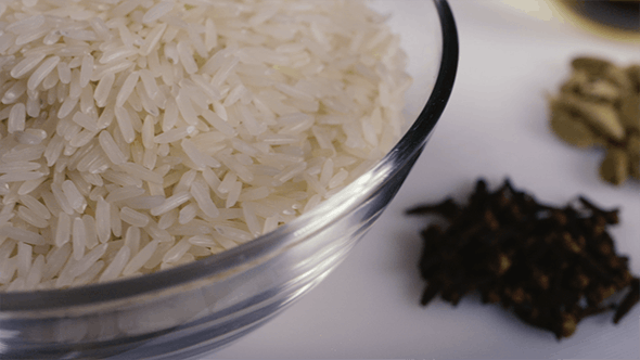 Basmati Rice Ingredients