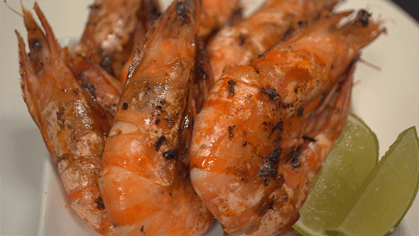 Thumbnail for Grilled Jumbo Tiger Shrimp