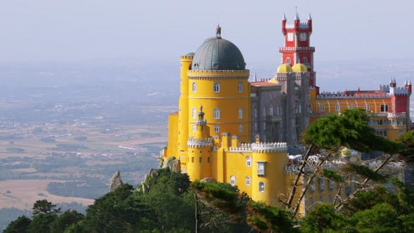 Thumbnail for Pena Palace in Sintra