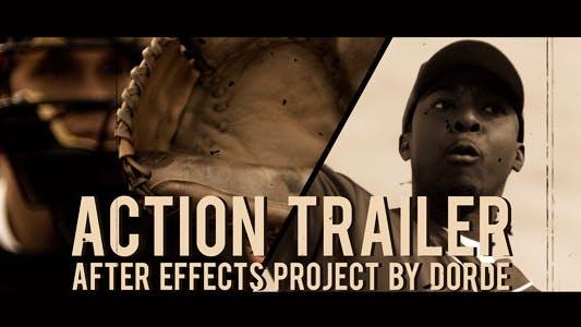 Trailer d'action