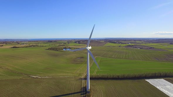 Thumbnail for Energy Producing By Wind Turbines