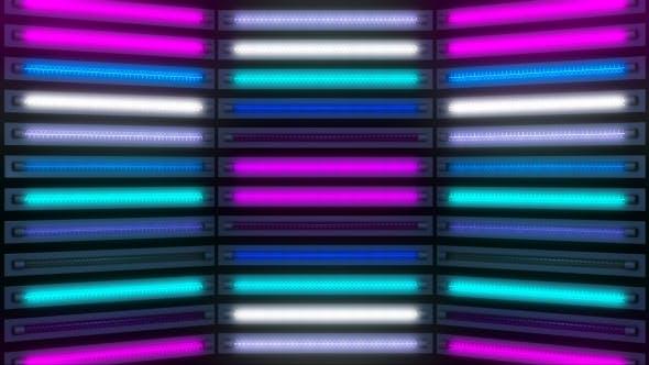 Thumbnail for Flashing Colorful Lights