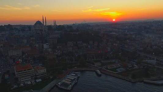 Cover Image for Sunset Turkey Istanbul 2