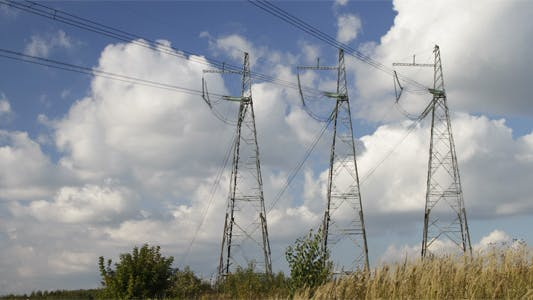 Thumbnail for High Voltage Power Pylons