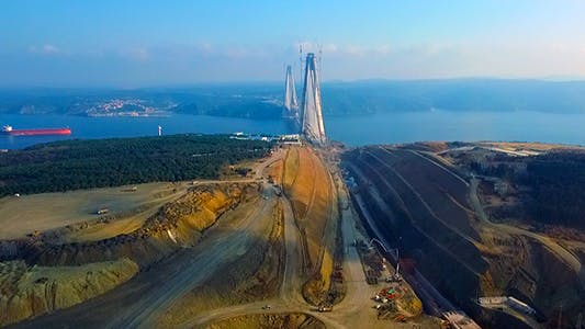 Thumbnail for Bridge Construction in Istanbul 3