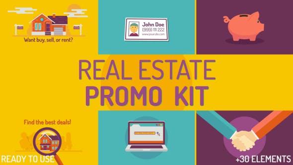 Thumbnail for Real estate Kit