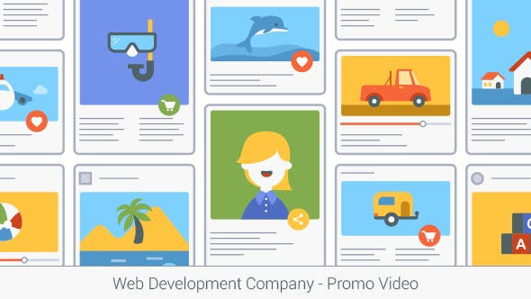 Thumbnail for Web Development Company - Promo Video