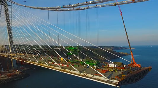 Thumbnail for Bridge Construction in Istanbul 15