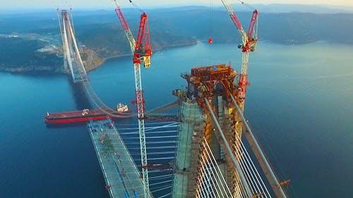 Bridge Construction in Istanbul 20