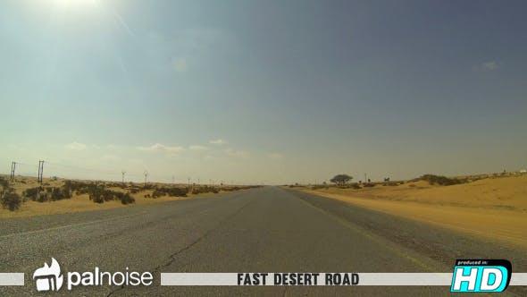 Thumbnail for Desert Fast Road