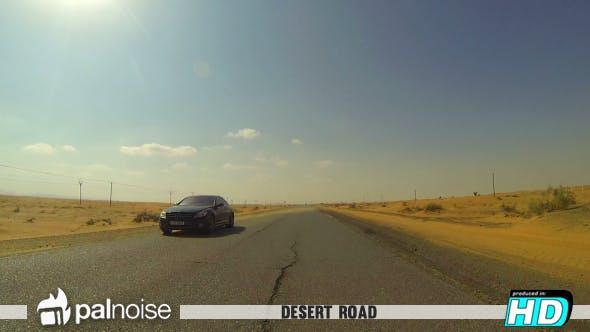 Thumbnail for Desert Route 66 US