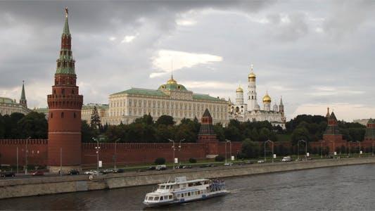 Thumbnail for Moscow Kremlin, Panorama