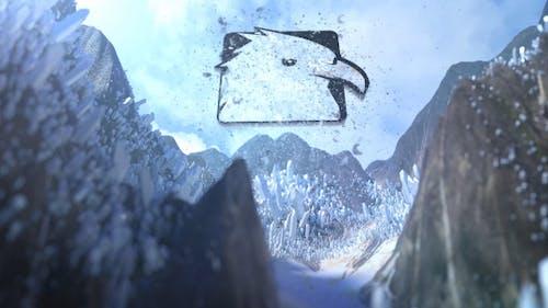 3D Render Mountain ID