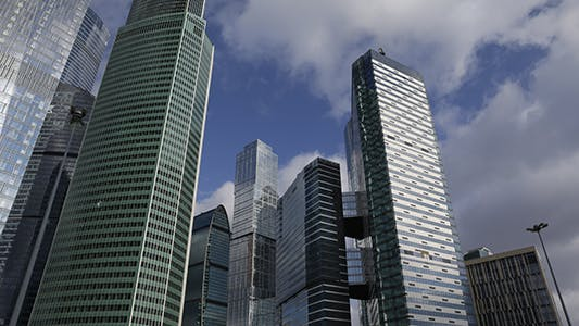 City Complex Skyscrapers