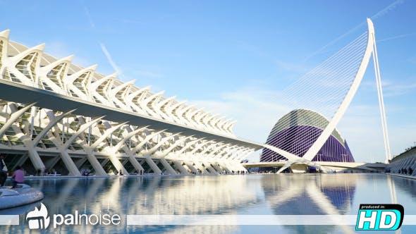 City of Arts and Sciences Valencia