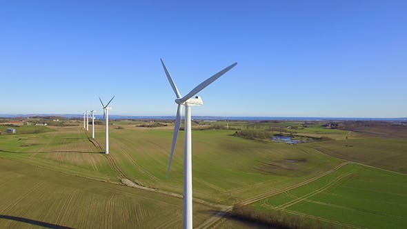 Thumbnail for Wind Turbines Generating Electricity