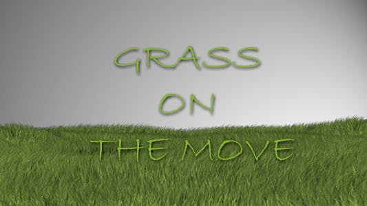 Thumbnail for Grass On The Move