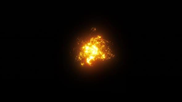 Magic Fire Element