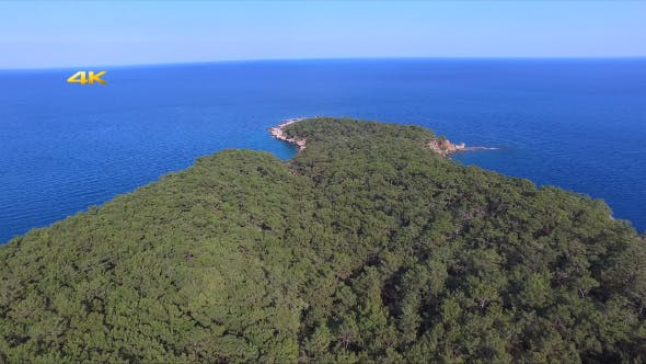 Thumbnail for Aerial Peninsula
