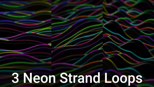 Cover Image for Neon Light Strands
