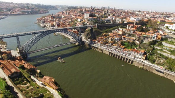 Thumbnail for Porto (Cruise Ship on the River Douro)