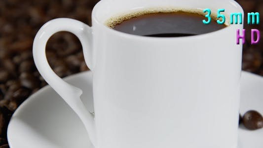 Thumbnail for Coffee Cup And Coffee Beans 15