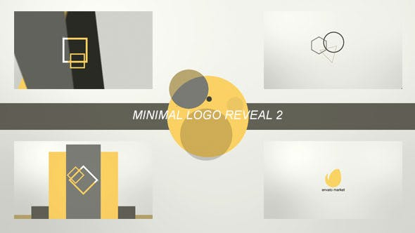 Thumbnail for Minimal Logo Reveal 2