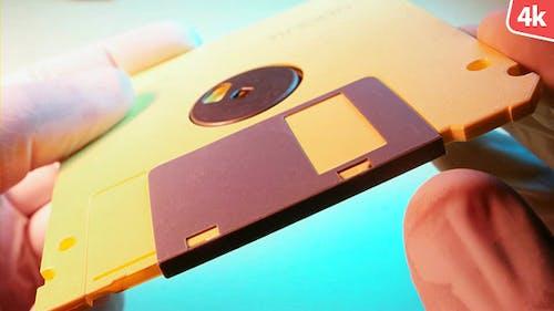 Floppy Diskette 242