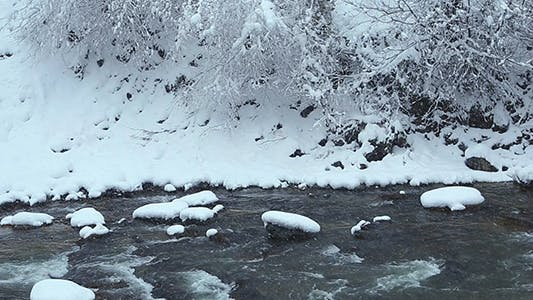 Cover Image for Small River in Winter