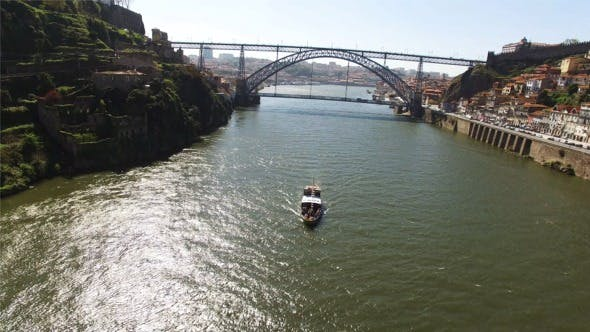 Thumbnail for Boat Trip on the Douro River