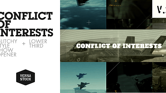 Thumbnail for Conflict of Interests | Show Opener