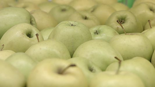 Thumbnail for Yellow Apples in Store