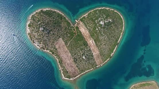 Thumbnail for Aerial View Of Galesnjak Island, Croatia 4