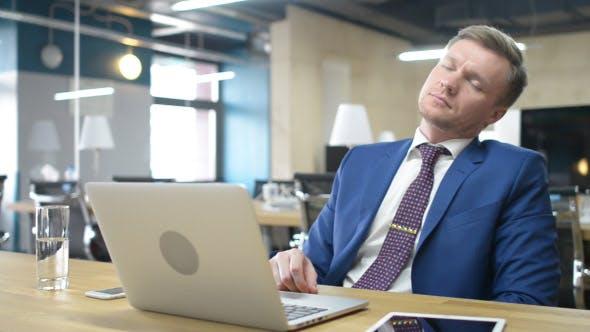 Thumbnail for Sleeping Businessman