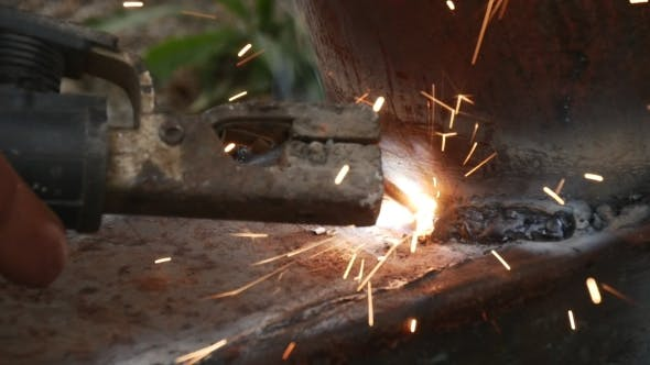 Thumbnail for Old Welding Machine