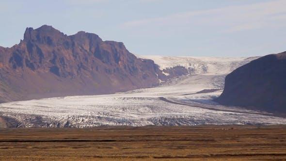 Glacier Vatnajokull National Park, Iceland