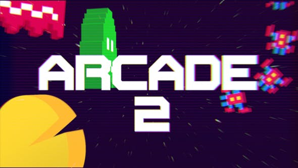 Thumbnail for Arcade Logo 2