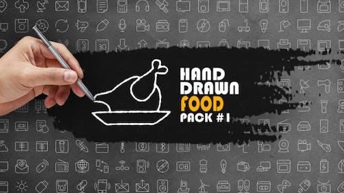 Emballage alimentaire étiré à la main 1
