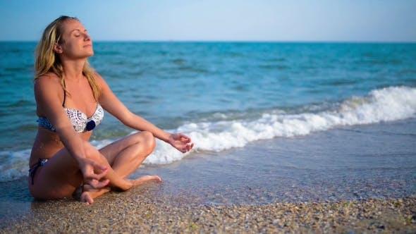 Thumbnail for Yoga At Sea Shore
