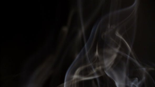Thumbnail for Smoke a Black Background.